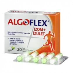 Algoflex izom-ízület 300mg retard kemény kapszula, 20x