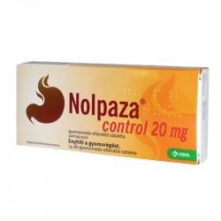 Nolplaza control 20mg tabletta, 14x