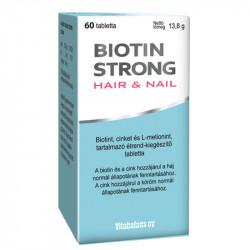 Biotin Strong Hair&Nail, 60x étrend kiegészítő
