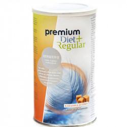 Premium Diet Regular+ Sensitive karamellás ízben (28 adag/560g)