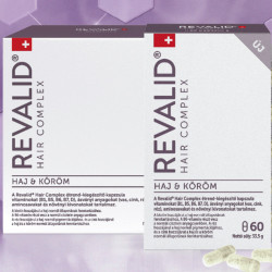 Revalid Hair complex étrend kiegészítő kapszula, 60x