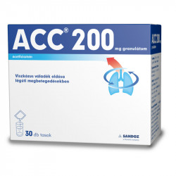 ACC 200mg granulátum, 30x