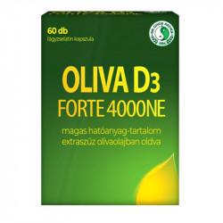 Oliva D3 Forte 4000 NE étrend kiegészítő, 60db