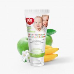 SPLAT baby fogkrém, alma-banán ízben, 40ml