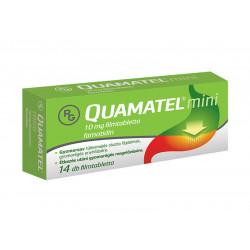 Quamatel mini 10mg filmtabletta (14x)