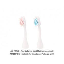 Emmi-dent M2 Platinum cserélhető fogkefefejek felnőtteknek (2x)