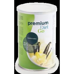 Premium Diet Go - vanília izű (420g/10adag)