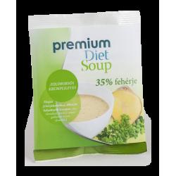 Premium Diet Soup - Zöldborsós krumplileves (2x)