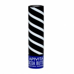 Apivita  LIP CARE Ajakápoló stift kakaóvajjal, SPF20 fényvédelemmel 4.4g