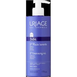 Uriage  BÉBÉ - Olajos Fürdető  Tisztító és bőrvédő fürdető