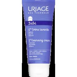 Uriage  BÉBÉ - Crème Lavante Krémtusfürdő  Tápláló krémtusfürdő