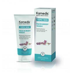 Kamedis Topic Skin arc és testtisztító gél 200ml