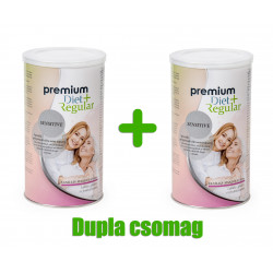 Premium Diet Regular + Sensitive dupla csomag