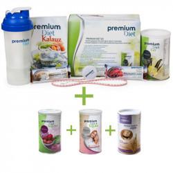 Premium Diet Program - Induló - 3 csomag