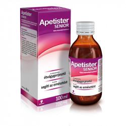 Apetister SENIOR étrend-kiegészítő oldat