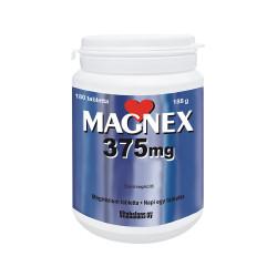 Magnex 375 mg magnézium étrend-kiegészítő