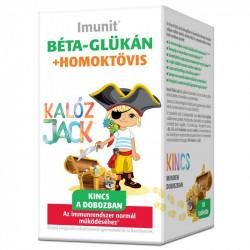 Imunit Kalóz Jack étrendkiegészítő tabletta
