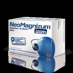 NeoMagnizum izom étrend-kiegészítő tabletta
