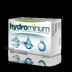 Hydrominum Növényi kivonatokat tartalmazó étrend-kiegészítő tabletta