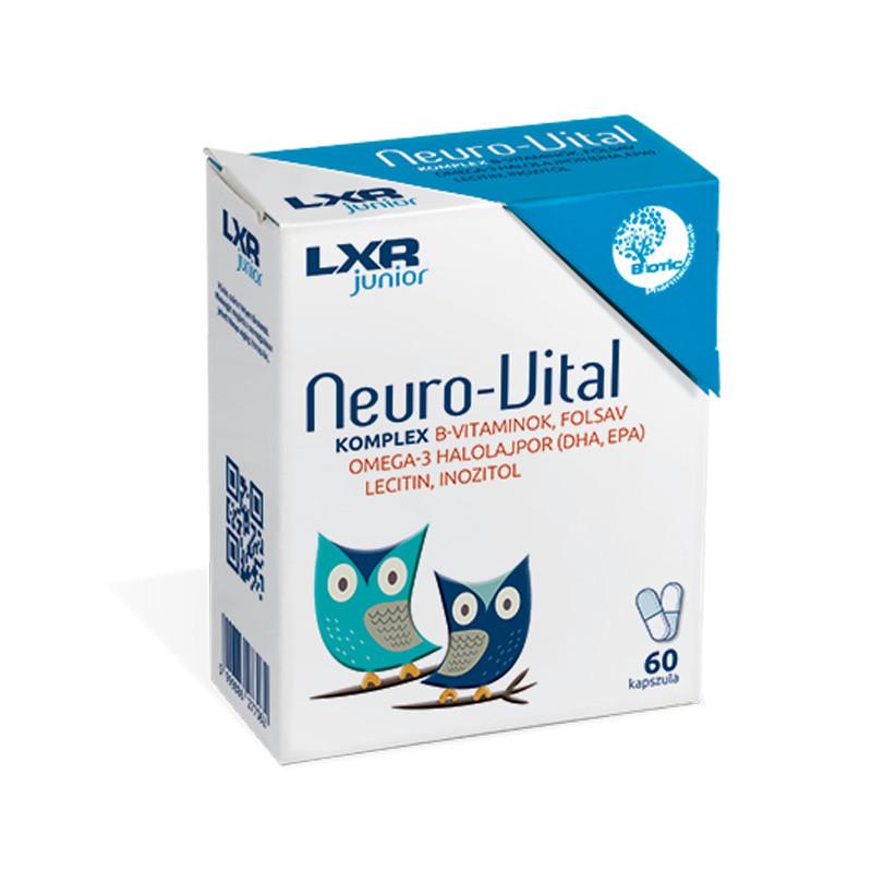 LXR Junior Neuro-Vital Komplex kapszula