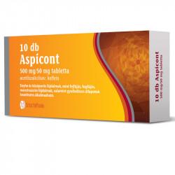 Aspicont fájdalomcsillapító tabletta