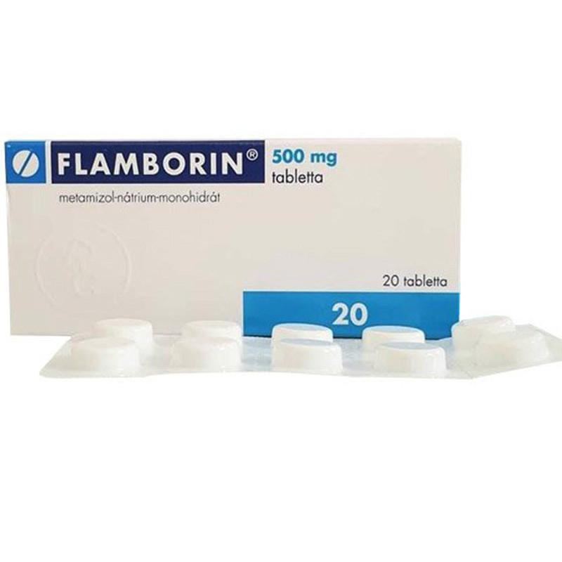 Flamborin tabletta (20x)