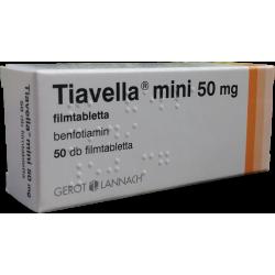 Tiavella mini 50 mg filmtabletta