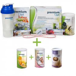 Premium Diet Program - Induló csomag 3