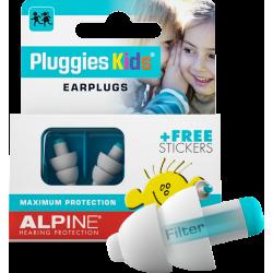 Alpine Pluggies kids, füldugó gyerekeknek