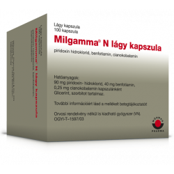 Milgamma N 100x kapszula