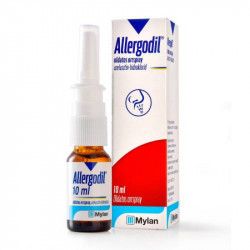ALLERGODIL oldatos orrspray, 10 ml