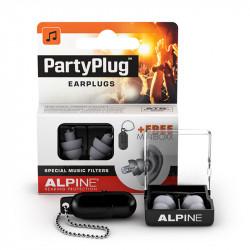 Alpine PartyPlug - Fesztivál, koncert, buli füldugó