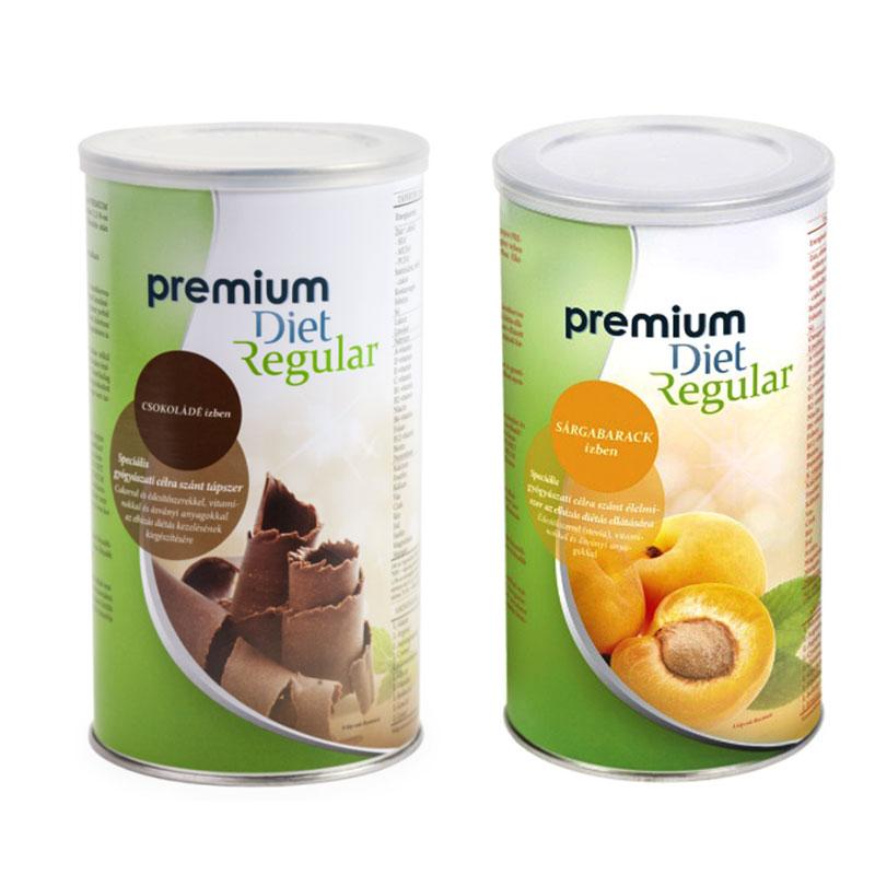 Premium Diet Regular